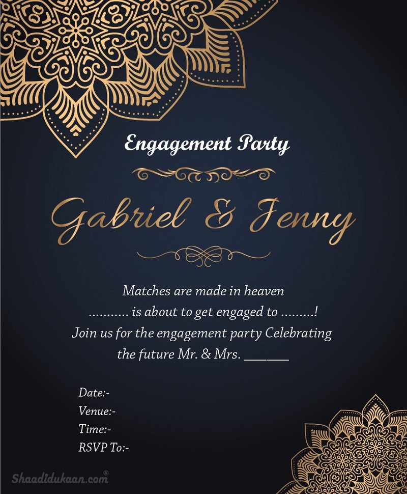 amusing engagement invitation wordings invite quotes messages
