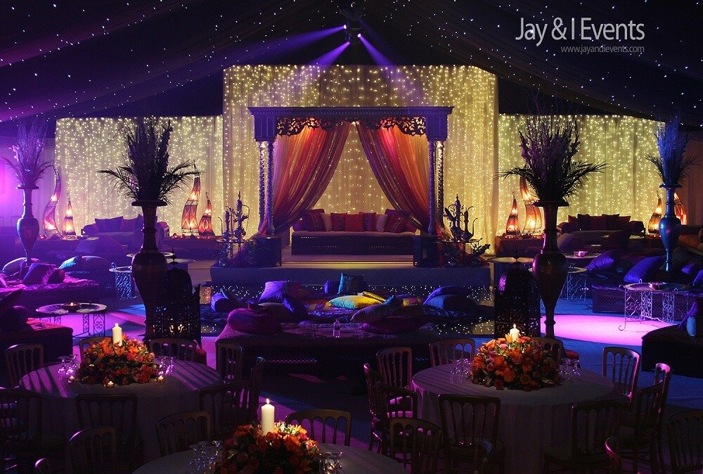Majestic Mughal Theme Décor Inspiration To Turn Your Wedding Into A Sufi Night