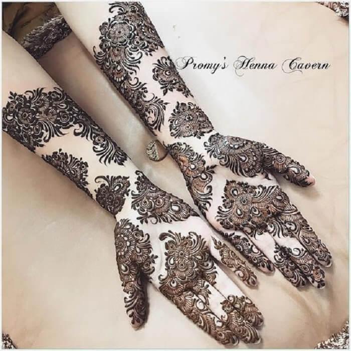 Patch Design Henna