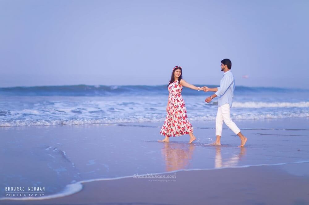 11 Best Pre Wedding Shoot Locations In Goa That Can Stir Your Love