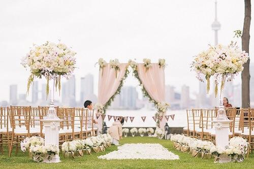 2019-20 Trendiest Decors Ideas for Your Wedding