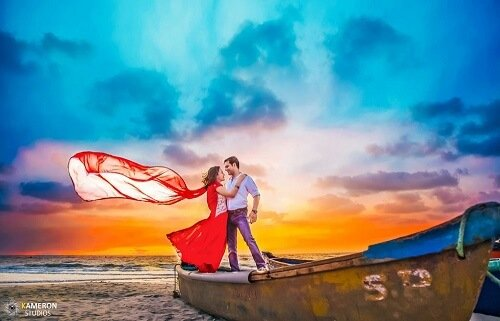 45 Mellifluous And Trending Pre-Wedding Songs For Your Extraordinary Pre-Wedding Shoot