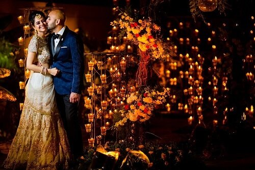 Simple Yet Graceful Wedding Of These Two Love Birds In ...