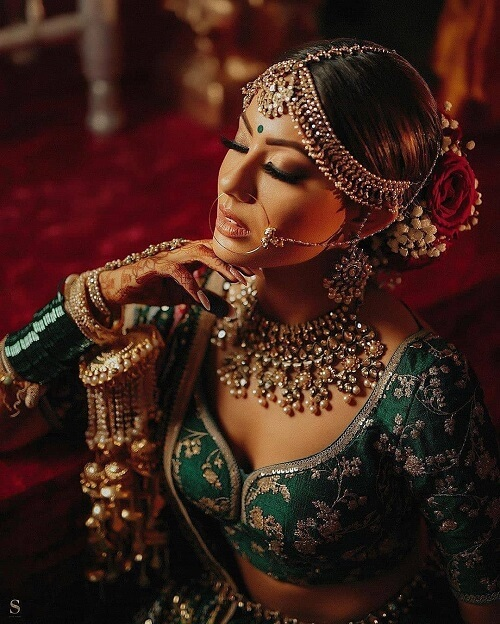 Incredible Bridal Portrait Ideas For Beautiful Brides Of 2020