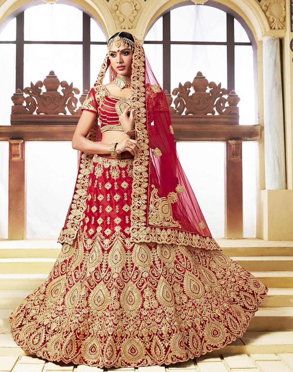 20 Fabulous Wedding Lehenga's To Inspire You