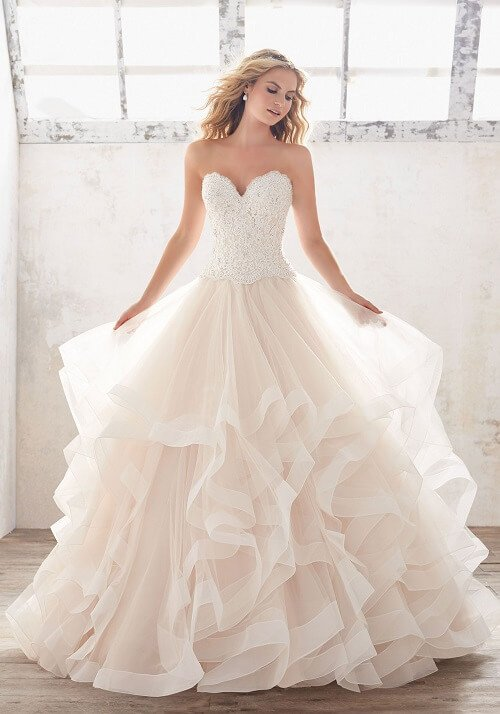 #6 Trending Bridal Gown Designs Perfect For Flaunting A...
