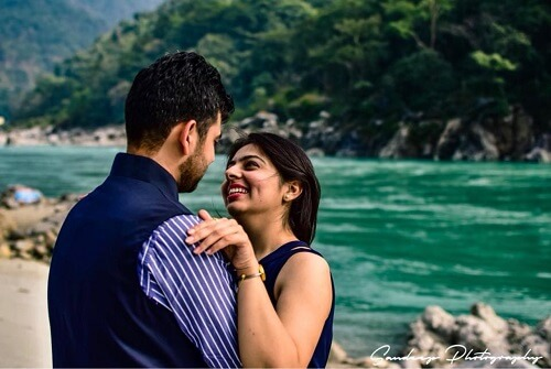 Top 7 Picturesque Pre-Wedding Shoot Locations in Rishikesh to Arrest Your Love