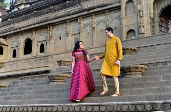 9 Exotic And Riveting Pre-Wedding Shoot Locations In And Around IndoreThat Are Sights To Behold