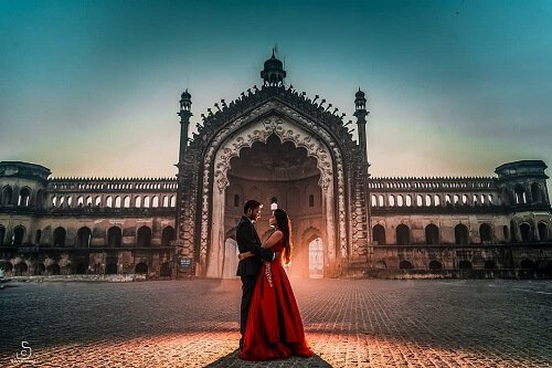 Getting Married? Check Out These Amazing Top 13 Pre-Wedding Shoot Locations in Lucknow!!