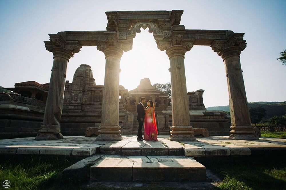 Begin The Tale of your Nuptials with Pre-Wedding Photoshoot In Udaipur