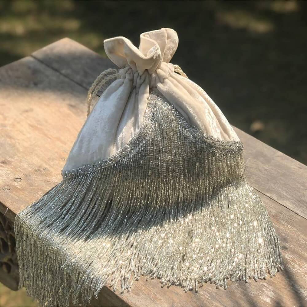 Incredible Potli Bags By Designer Aanchal Sayal: An Ideal Pick For Your Wedding!