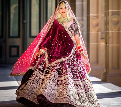 12 Ways You Can Drape Your Wedding Dupatta: Sabyasachi Edition