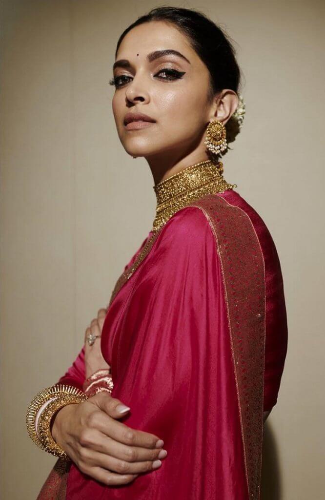 Take Major Bridal Jewellery Inspiration From Deepika ...
