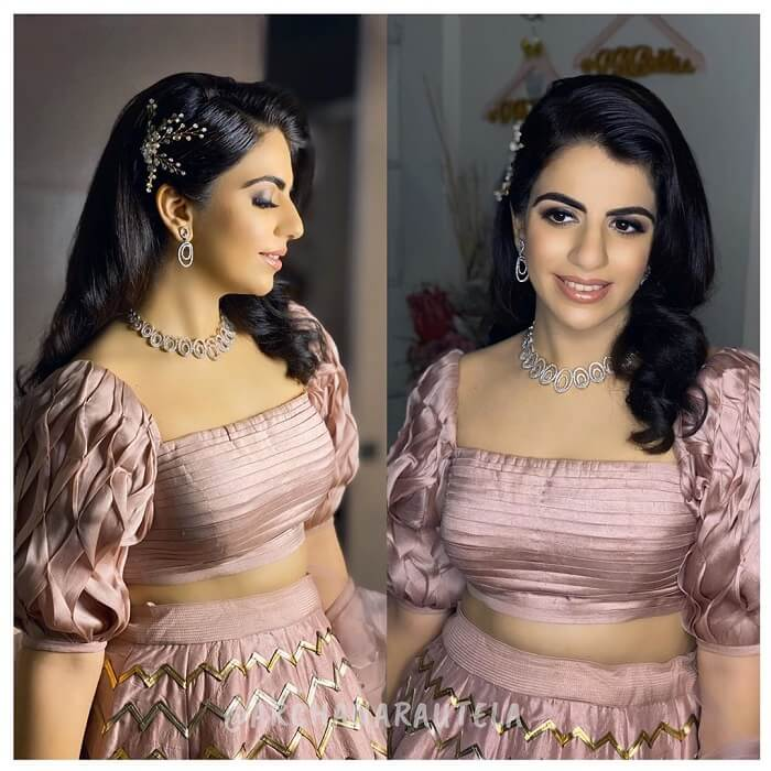 Prime Engagement Hairstyles For Indian Brides Dont Miss These All Schematic Wiring Diagrams Amerangerunnerswayorg