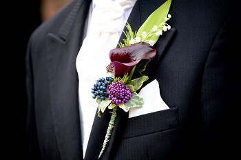 All You Should Know About The Groom Boutonniere