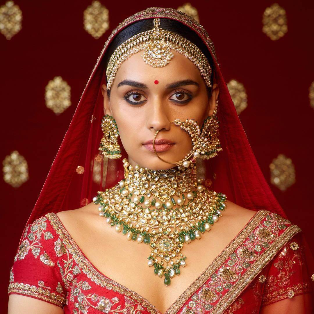 15 Bridal Nose Rings That Ll Fit The Romantic Vibe Of 2020