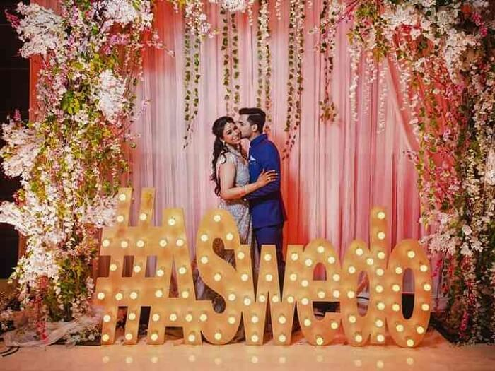 Four Creative Ways You Can Create Instagram Hashtags for Your Wedding