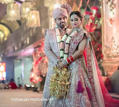 2019 Wedding Photography Trends: Get Clicked with Cute Blinks