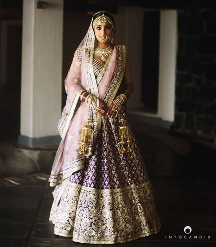 2020 Best Lehenga Color Combination For Brides And Bridesmaids