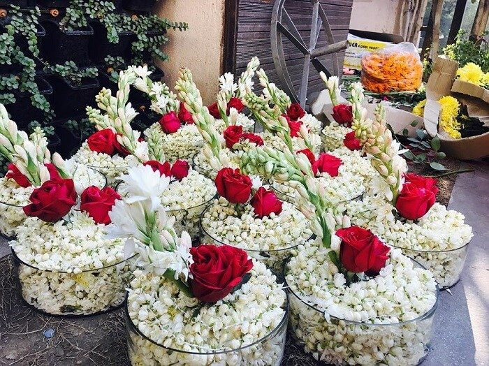 Best and Decorative Ideas to Use Mogra Flowers in Your Wedding: Spread the Fragrance