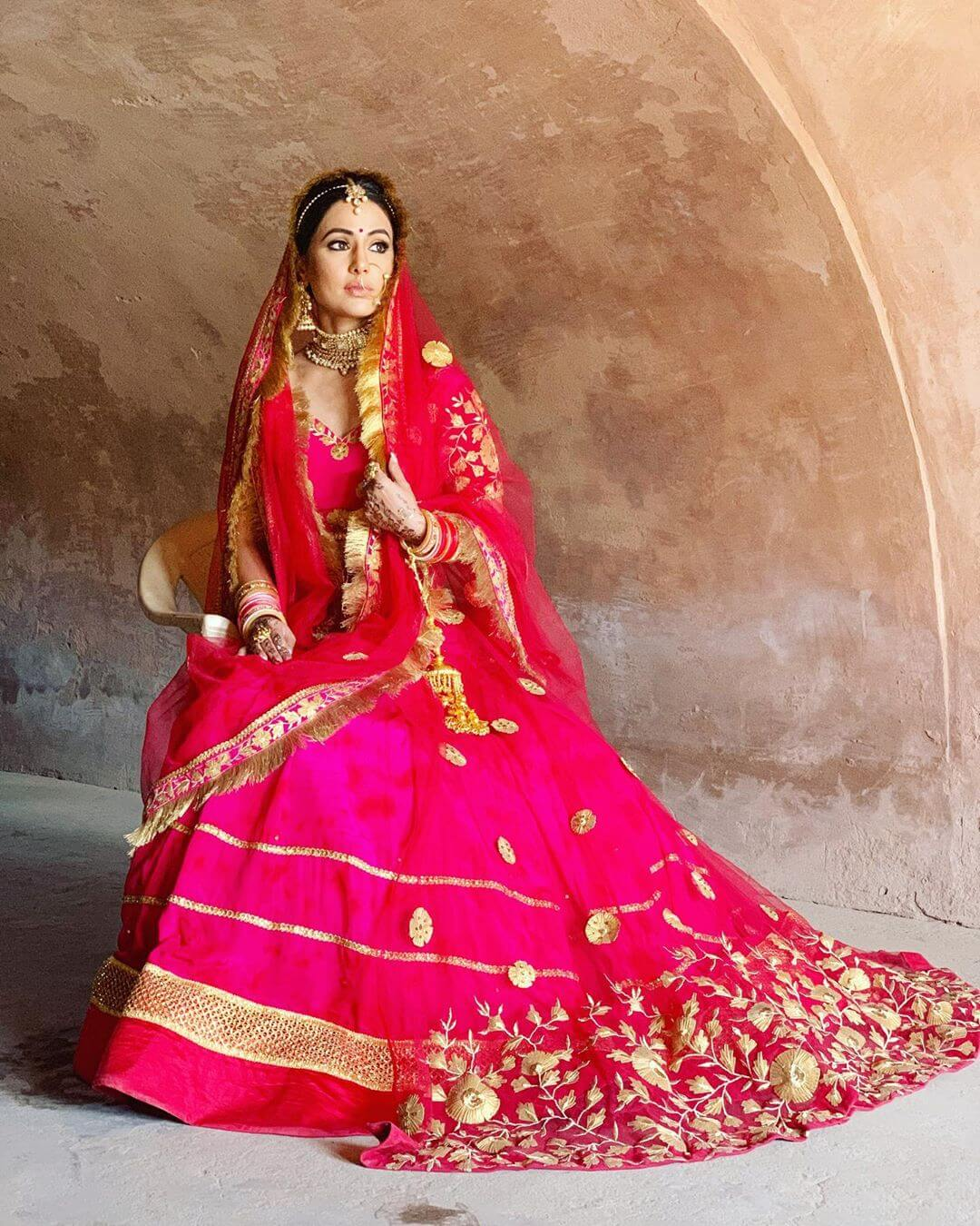 Drooling Wedding Reception Bridal Dresses Ideas Inspired By Bollywood Celebs