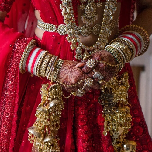 Elegant Bangles Sets for your wedding: Charm up and Chu...