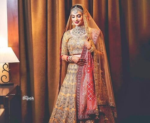 2020 Best Lehenga Color Combination for Brides & Bridesmaids