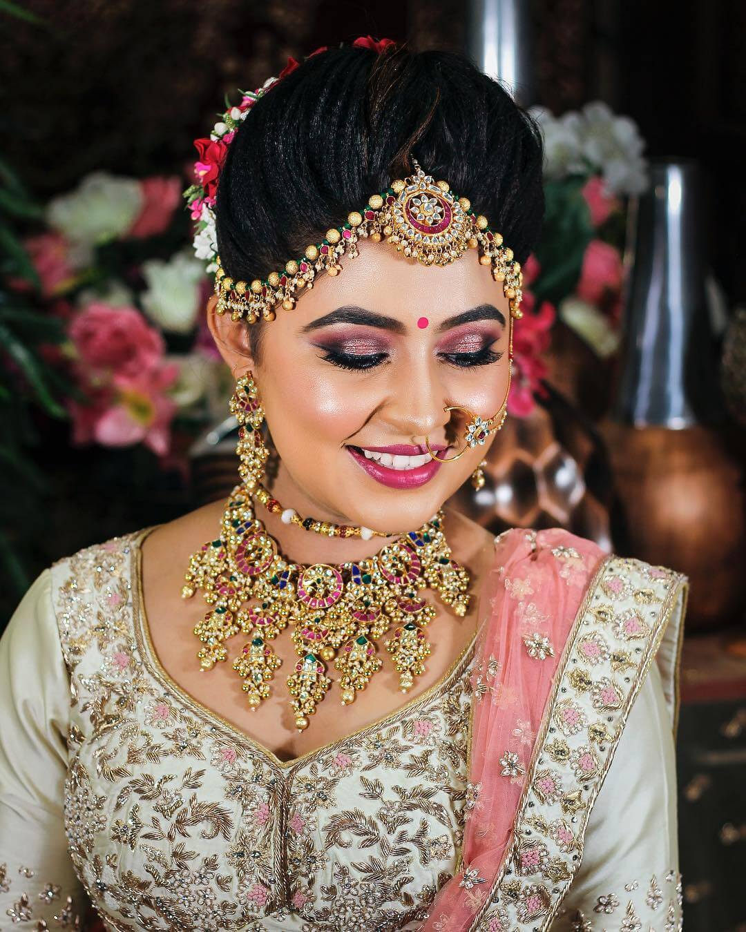 2020 Bridal Makeup Trends for Weddings:  Chic, Elegant and Enchanting