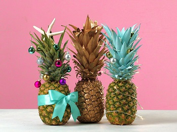 Creative Pineapple Decor Ideas for Weddings: Seen None ...