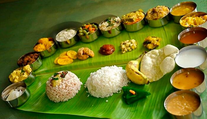 South Indian Wedding Food Menu: Tasty Savory and Healthy Luxurious
