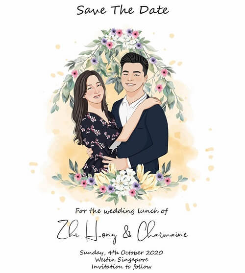 Best Creative Wedding Invitation Email Designs: Use for Your Wedding or Make for Someone Else