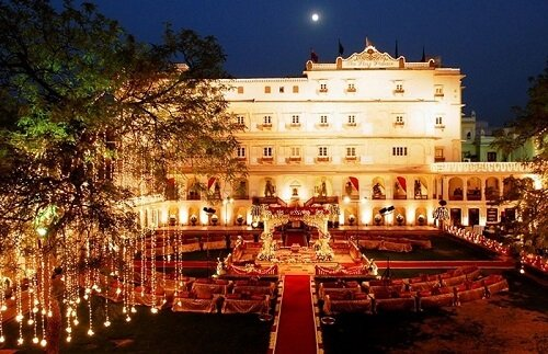 Top 10 Luxury Hotels In Jaipur For A Whimsical Wedding ...