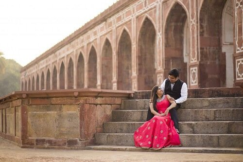 A Tailor Crafted Guide Into The Prewedding Shoot Cost In Delhi