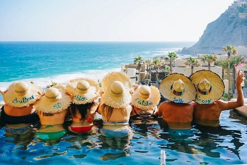 5 Top Bachelorette Party Destinations  Around the World...