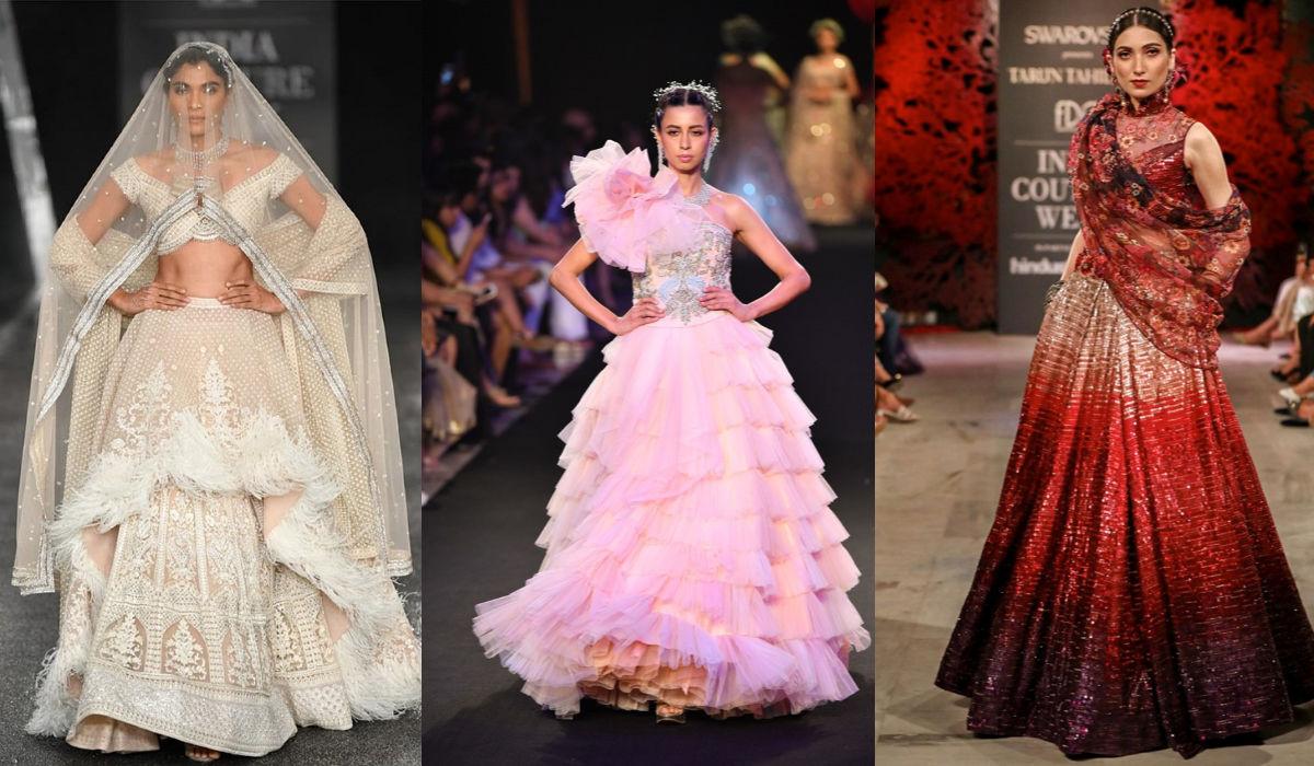5 Insta-Worthy Fashion Trends For Millennial Brides Of 2020