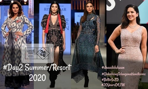 Lakme Fashion Week 2020 #Day2 Had All The Ingredients T...