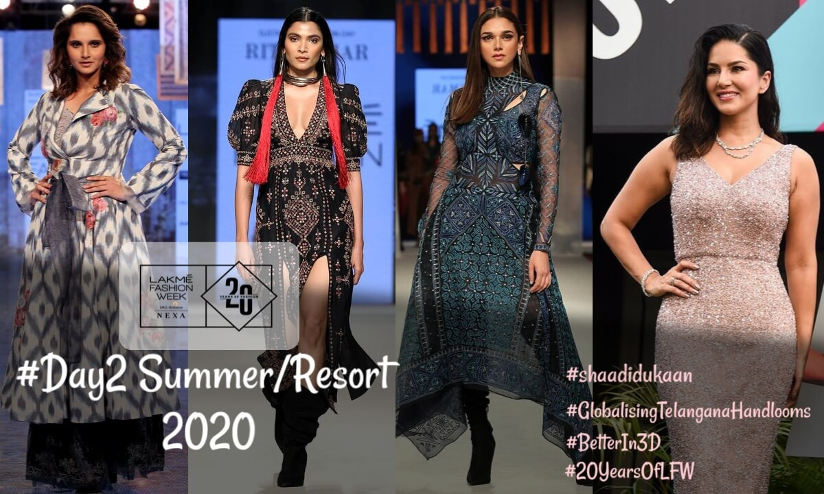 Lakme Fashion Week 2020 #Day2 Had All The Ingredients To Stun Our Eyes