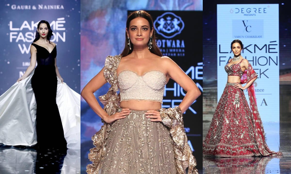 #Day 3: Highlights From The Lakme Fashion Week Summer/Resort 2020 At Jio Garden, Mumbai!