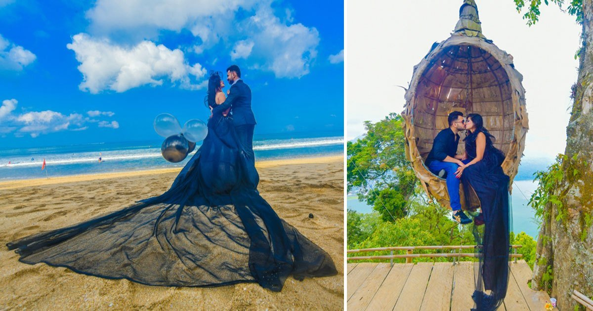 10 Unique Post-Wedding Shoot Ideas Every Couple Must Check Out!