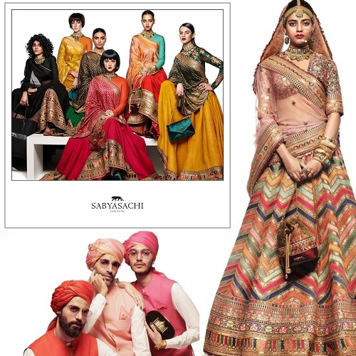 Sabyasachi Summer Collection 2020 For The Best Wedding ...