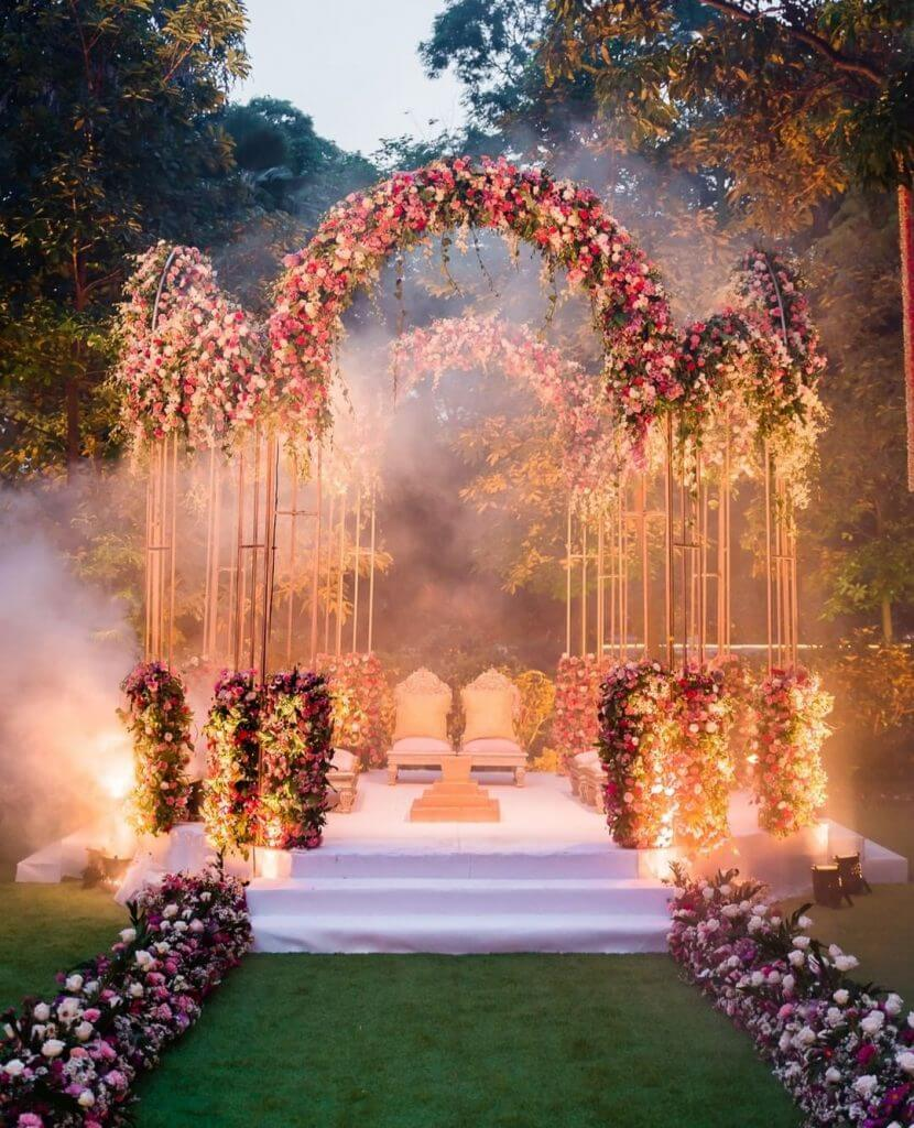 Five Best Wedding Decor Elements: Shouldn't be Missed