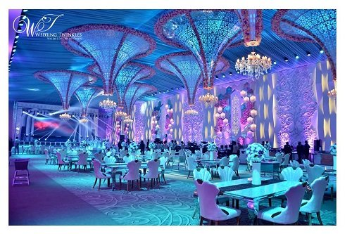 Exceptionally Beautiful Wedding Venues In Delhi For An Incredible Experience!