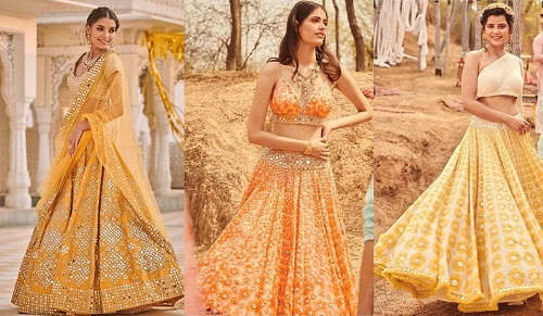 Presenting Abhinav Mishra Wedding Collections 'MausamMastana' & 'Sunflower' To Evoke Your Inner Bride & Groom!