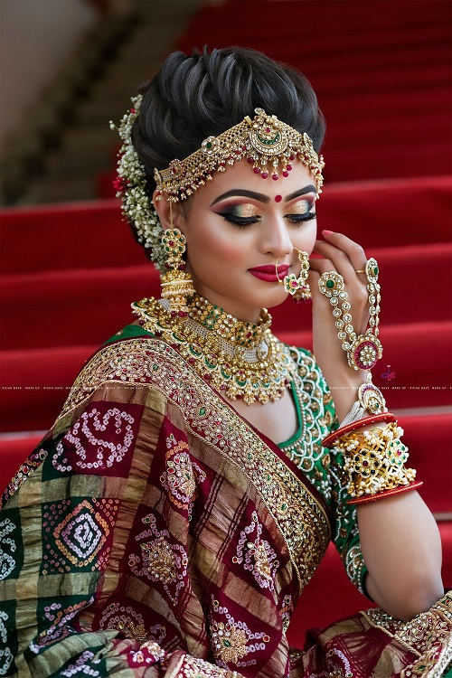 From South to North- Different Indian Bridal Makeup Loo...