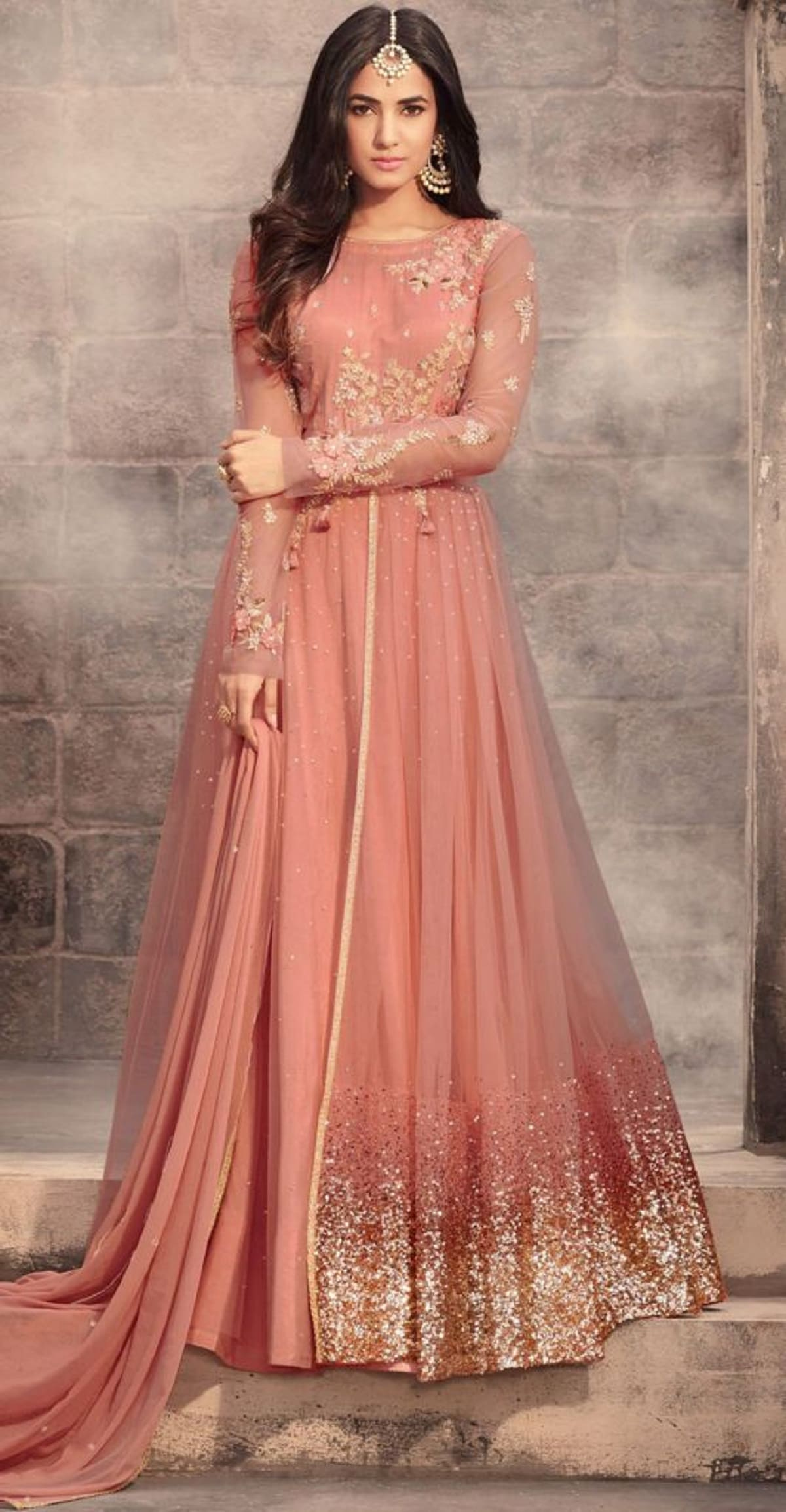 20+ Gorgeous Anarkali Suits Design Perfect To Add Oomph To Your Bridal Avatar