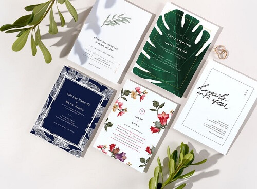 Astounding Eco-Friendly Wedding Invitation Ideas to Consider for Your Big Day