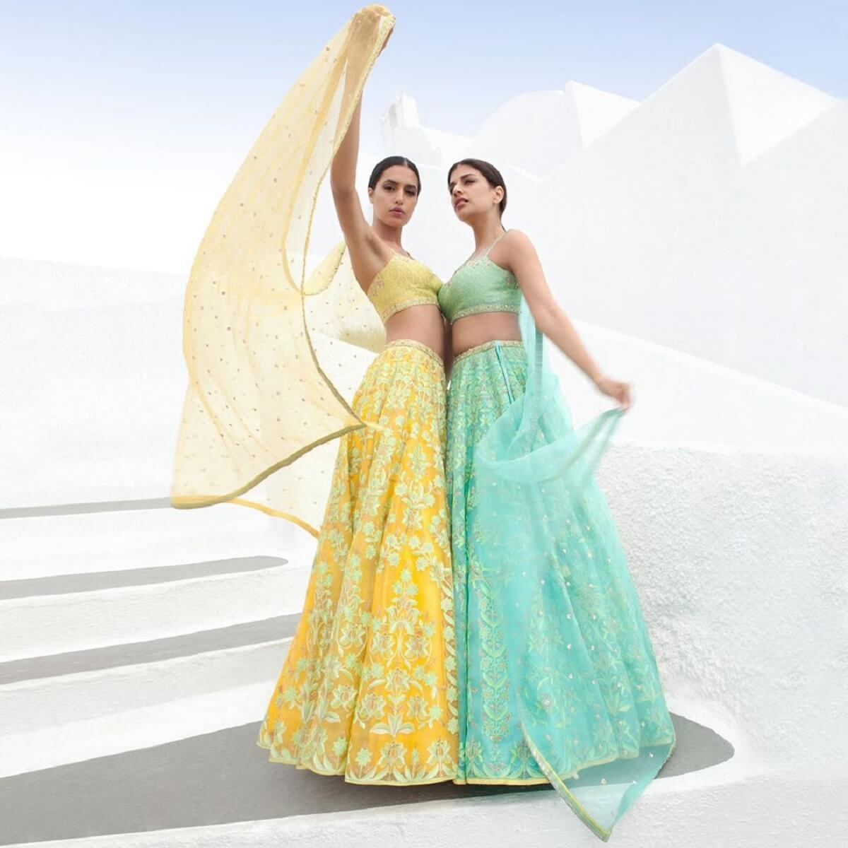 Live In The Sunshine With Anita Dongre Collection 2020 ' Summer In Santorini'