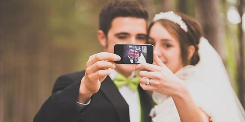 Unique Instagram Captions for Wedding Photos That Are T...