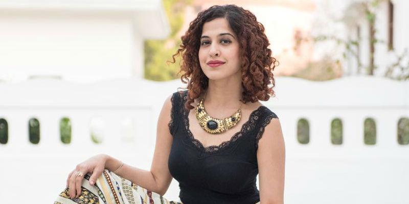 Naari Jaagriti by Silver Stag India celebrates  #womenofindia achievements - Kamiya Jani from Curly Tales