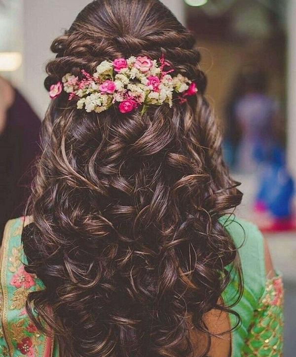 Stunning Punjabi Hairstyles For The Perfect Sodi Kudi Punjabi Bridal Look